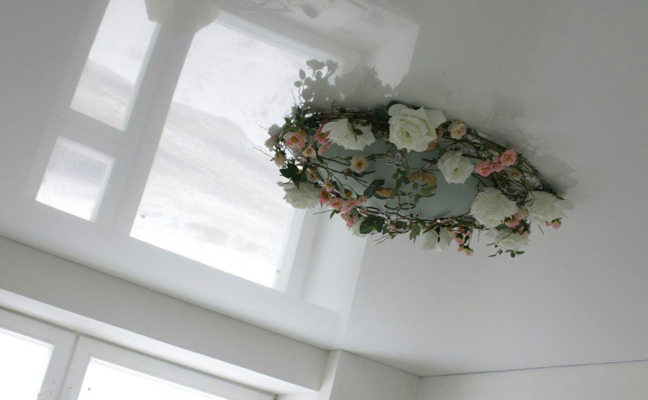Секреты увеличение низких потолков