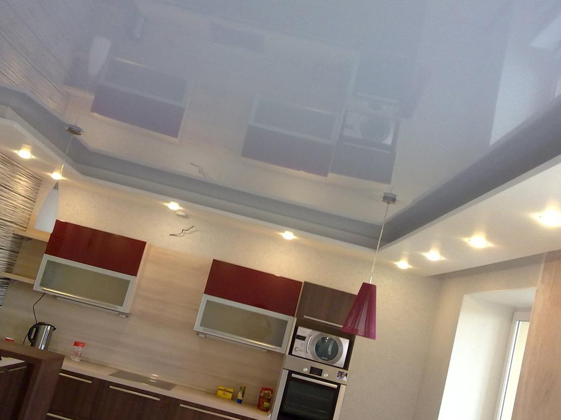Можно ли использовать натяжной потолок повторно