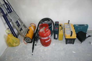 инструменты для самостоятельного монтажа потолка