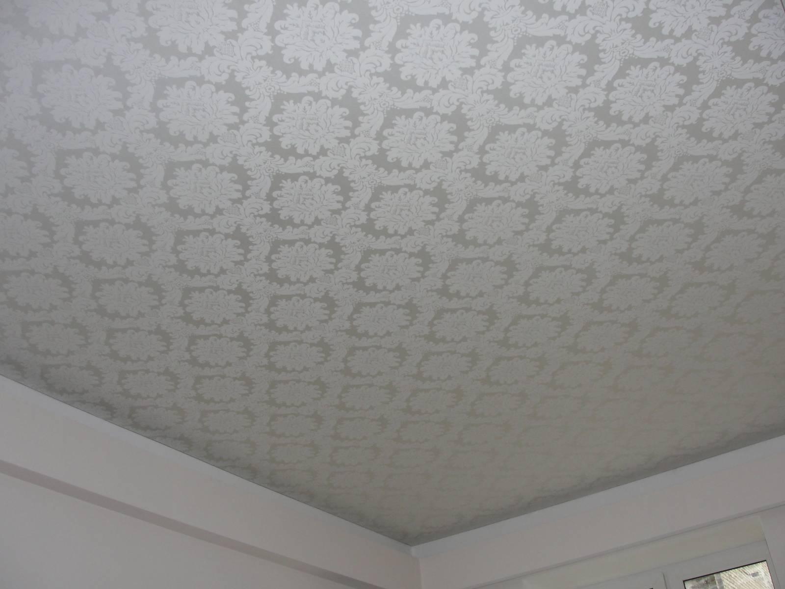 Тканевые натяжные потолки в Домодедово